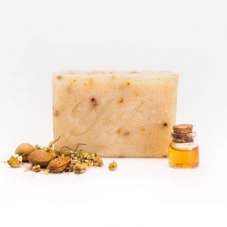 Bio Organic Soap – Exfoliating Chamomile