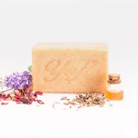 Bio Organic Soap – Lavender Oil