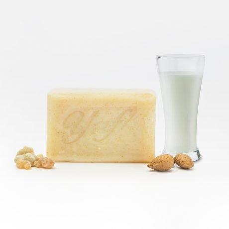 Bio Organic Soap – White Milk
