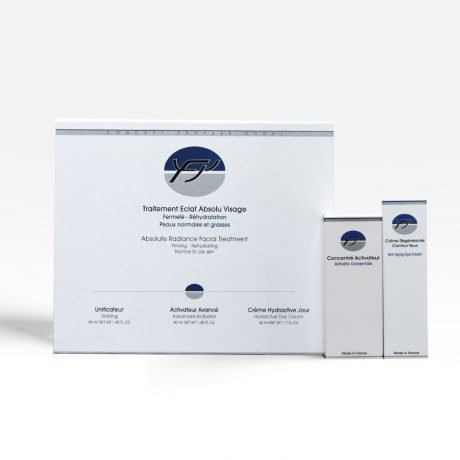 Protocol Absolute Radiance with Unifying and MicroCyst Treatment ( Normal to Oily Skin )